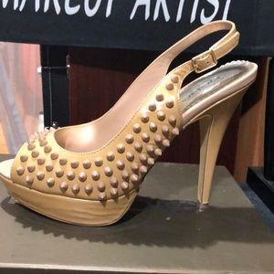 Bebe spike shoes